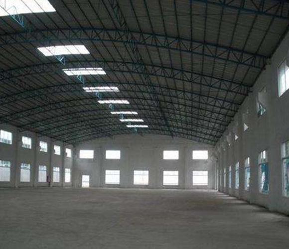 襄阳钢结构料棚厂家-钢结构料棚