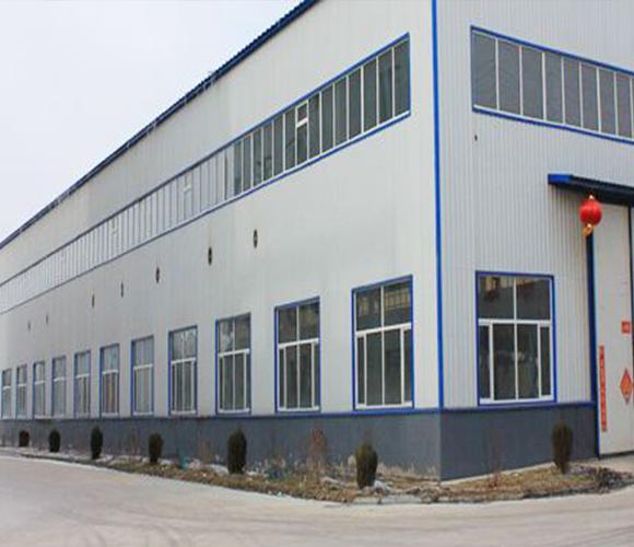 襄阳钢结构车间厂家-生产车间
