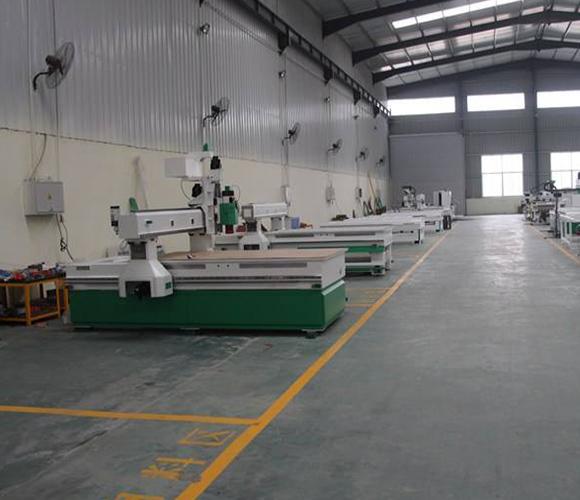 襄阳钢结构车间-生产车间